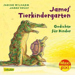 Maxi Pixi 253: James' Tierkindergarten