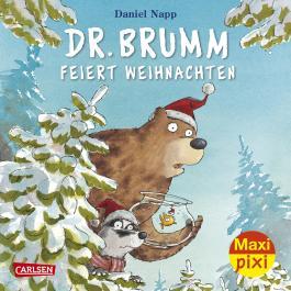 Maxi Pixi 250: Dr. Brumm feiert Weihnachten