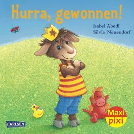 Maxi Pixi 18: Hurra, gewonnen! Mist, verloren!