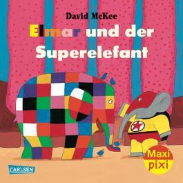 Maxi Pixi 154: Elmar und der Superelefant