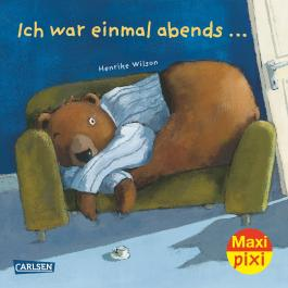 Maxi Pixi 163: Ich war einmal abends ...
