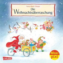 Maxi Pixi 190: Die Weihnachtsüberraschung