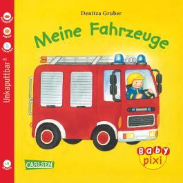 Baby Pixi 1: Meine Fahrzeuge