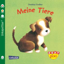 Baby Pixi 12: Meine Tiere