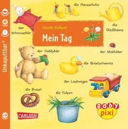 Baby Pixi 18: Mein Tag