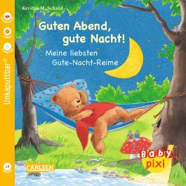 Baby Pixi 36: Guten Abend, gute Nacht!