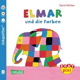 Baby Pixi 49: Elmar und die Farben