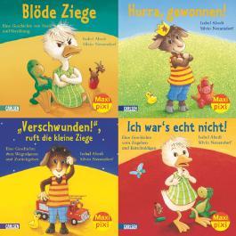Maxi-Pixi-Serie 5: Isabel-Abedi-Wende-Bilderbücher