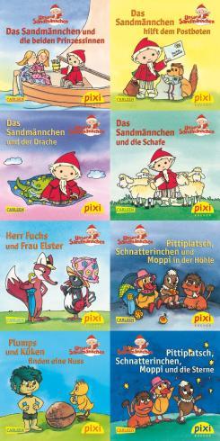 Pixi-Bücher / Pixi-Serie 168: Unser Sandmännchen