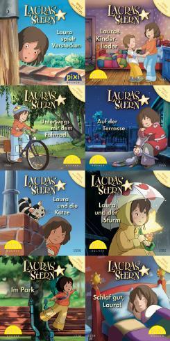 Pixi-Bücher / Pixi-Serie 173: Lauras Stern