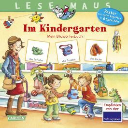 LESEMAUS 200: Im Kindergarten