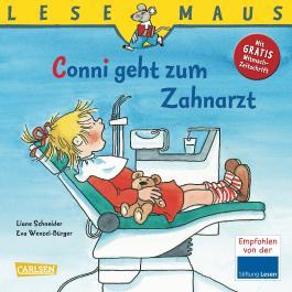 LESEMAUS 56: Conni geht zum Zahnarzt