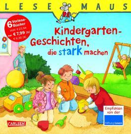 LESEMAUS Sonderbände: Kindergarten-Geschichten, die stark machen
