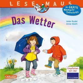 LESEMAUS 117: Das Wetter