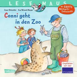 LESEMAUS 59: Conni geht in den Zoo