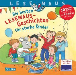 LESEMAUS Sonderbände: Die besten Lesemaus-Geschichten für starke Kinder