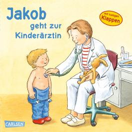 Jakob geht zur Kinderärztin