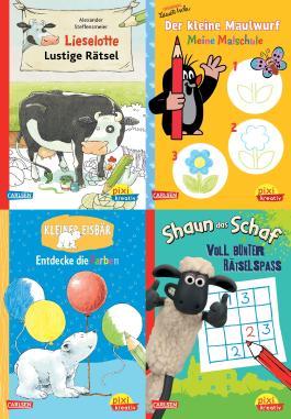 Pixi-kreativ-Box 20: TV- und Bilderbuch-Stars bei Pixi kreativ