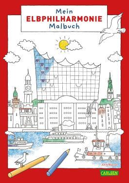 Mein Elbphilharmonie-Malbuch