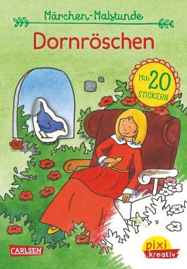 Pixi kreativ 73: Meine Märchen-Malstunde: Dornröschen