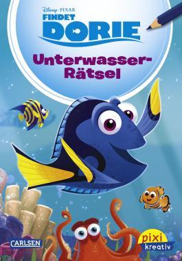 Pixi kreativ 86: Disney: Findet Dorie: Unterwasserrätsel