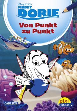 Pixi kreativ 89: Disney: Findet Dorie: Von Punkt zu Punkt