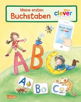 Carlsen Clever: Meine ersten Buchstaben