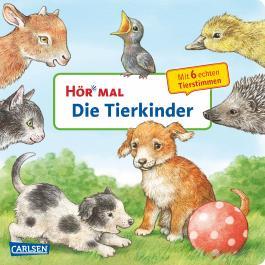 Hör mal: Die Tierkinder