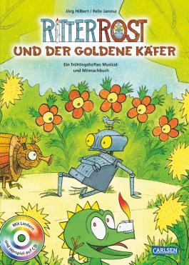 Ritter Rost: Ritter Rost und der goldene Käfer