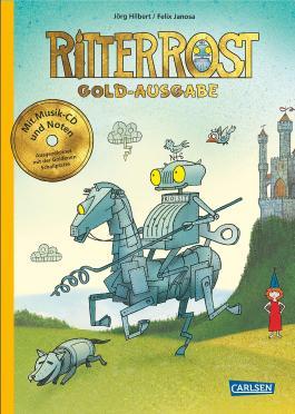 Ritter Rost 1: Ritter Rost, Band 1: Goldausgabe