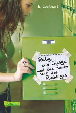 Ruby und die Jungs, Band 4: Ruby, die Jungs und die Suche nach dem Richtigen