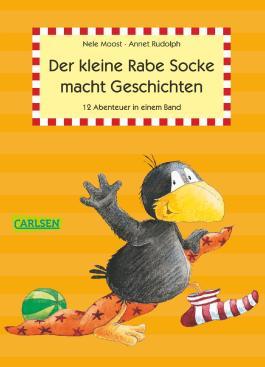 Der kleine Rabe Socke macht Geschichten