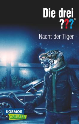 Die drei ???: Nacht der Tiger