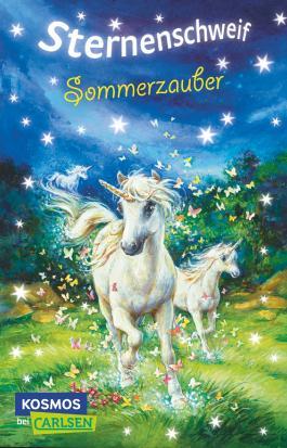 Sternenschweif Band 18: Sommerzauber