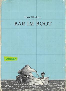 Bär im Boot