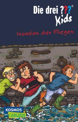 Die drei ??? Kids 3: Invasion der Fliegen