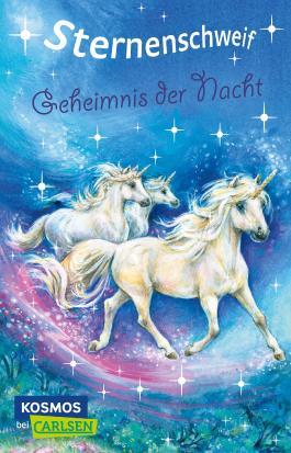 Sternenschweif Band 24: Geheimnis der Nacht
