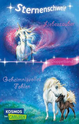 Sternenschweif: Liebeszauber / Geheimnisvolles Fohlen (Doppelband)