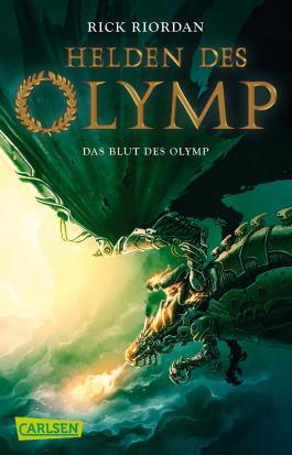 new images of arriving big sale Helden des Olymp - Das Blut des Olymp von Rick Riordan bei ...