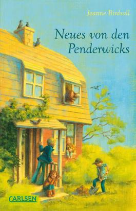 Neues von den Penderwicks (Die Penderwicks 4)