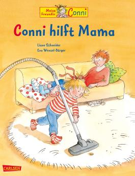 Conni-Bilderbücher: Conni hilft Mama