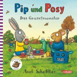 Pip und Posy: Pip und Posy. Das Gruselmonster