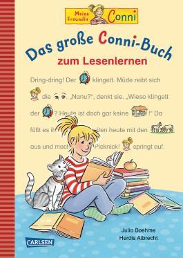 LESEMAUS zum Lesenlernen Sammelbände: Das große Conni-Buch zum Lesenlernen