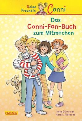 Conni-Erzählbände: Das Conni-Fan-Buch zum Mitmachen