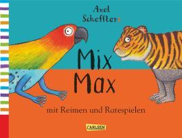 Axel Schefflers Mix Max mit Reimen und Ratespielen