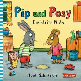 Pip und Posy: Minibuch Die kleine Pfütze
