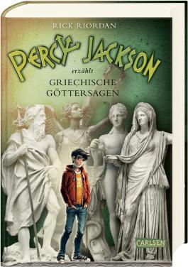 Percy Jackson Erzählt Griechische Göttersagen Von Rick