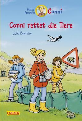 Conni-Erzählbände 17: Conni rettet die Tiere (farbig illustriert)