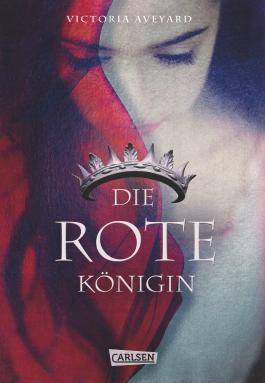 Bildergebnis für die rote königin cover