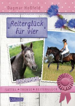 Sattel, Trense, Reiterglück 3: Reiterglück für vier